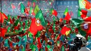 Euro 2016 winners Portugal return home to heros welcome