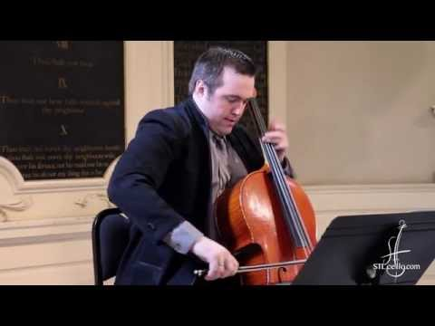 Truckin' Through The South by Aaron Minsky for Solo Cello