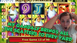 BIG WIN!!!!! Ring of fortune from LIVE STREAM (Casino Games)