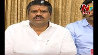 YCP Leaders Press Meet Over Chandrababu Visakha Tour Issue | NTV