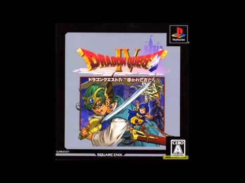dragon quest iv ps1