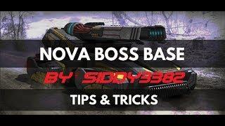 War Commander - Corpus (105) Elite Nova Boss Base.