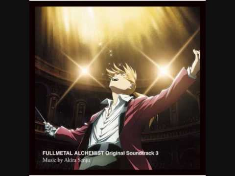 Fullmetal Alchemist Brotherhood OST 3 - Sorrowful Stone