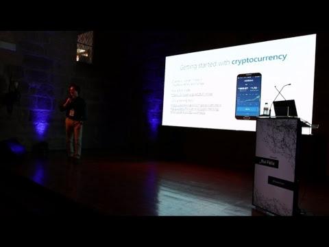 TecTalks 2018 Live Rui Félix Microsoft - Blockchain