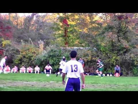 Masters Varsity Soccer vs Birch Wathen Lenox School, 10/13/15