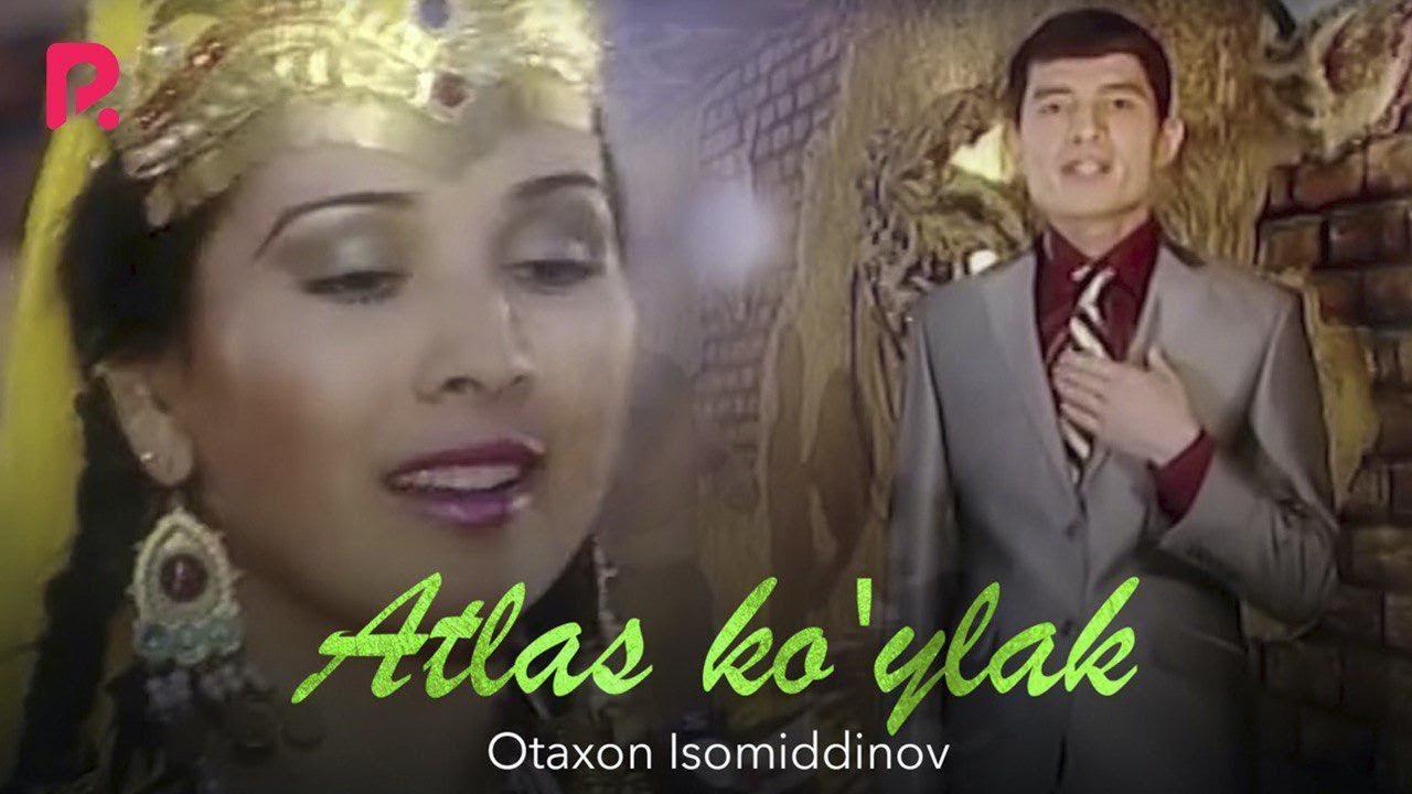 Otaxon Isomiddinov - Atlas ko'ylak