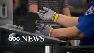 TSA officer arrested for allegedly stealing money from traveler's bag