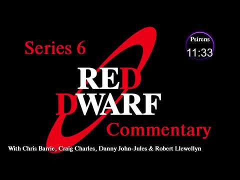 Red Dwarf: Series 6 DVD Commentary (Audio Only)