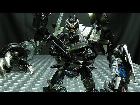 MPM-5 Masterpiece Movie BARRICADE: EmGo's Transformers Reviews N' Stuff
