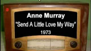 """ANNE MURRAY - """"Talk It Over In The Morning"""" (1971) / """"Send A Little Love My Way"""" (1973)"""