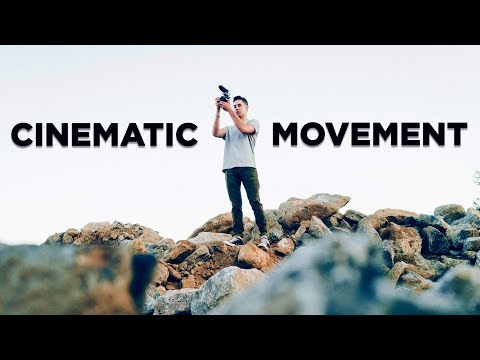 Make your Footage Look MORE CINEMATIC with Camera Movement