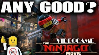 PS4 COOP GAME ANY GOOD REVIEW The Lego Ninjago Movie Videogame