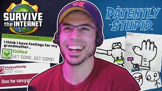 SURVIVE THE INTERNET & PATENTLY STUPID (JackBox Party Pack 4 & 5)