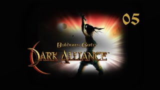 Let´s Play Baldur´s Gate - Dark Alliance - German - Part 05