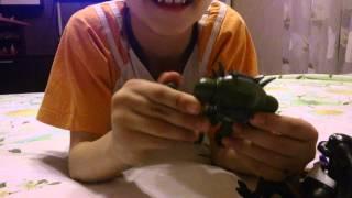 Видео обзор фигурок бен 10(, 2015-03-24T15:15:59.000Z)