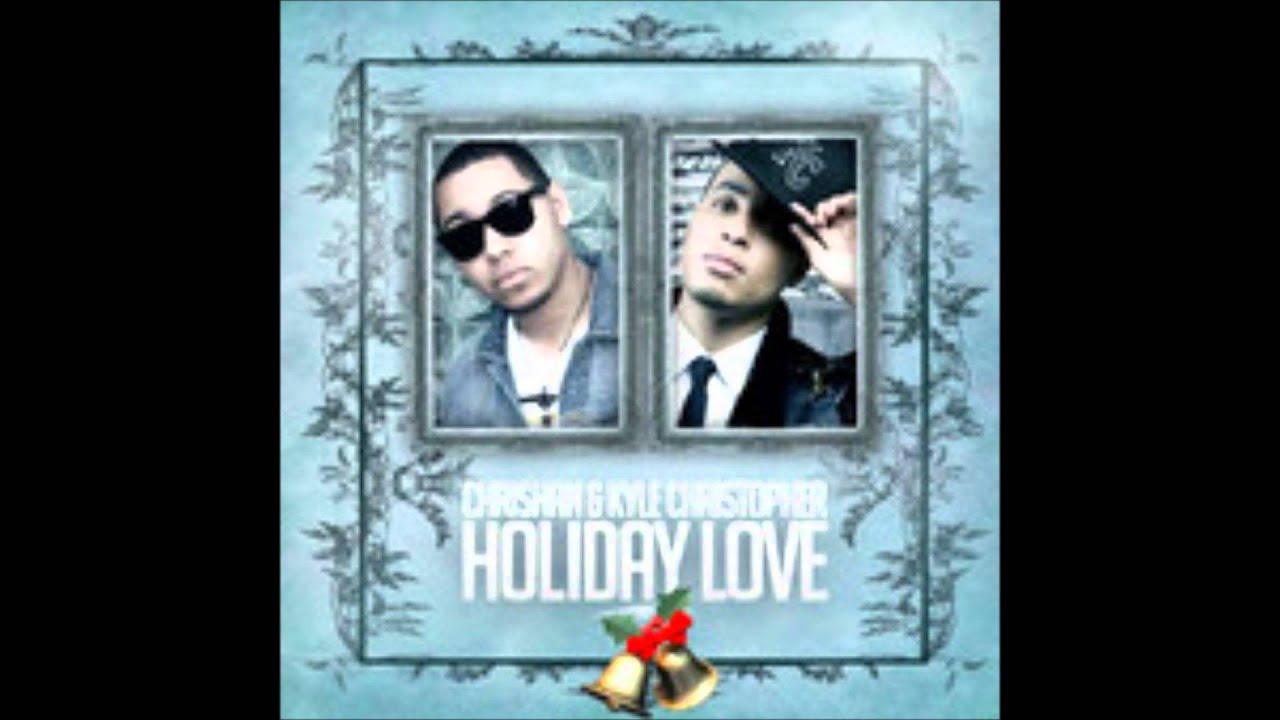 chrishan holiday love album