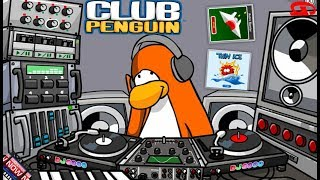 Club Penguin: Music, Dance and Computer Games