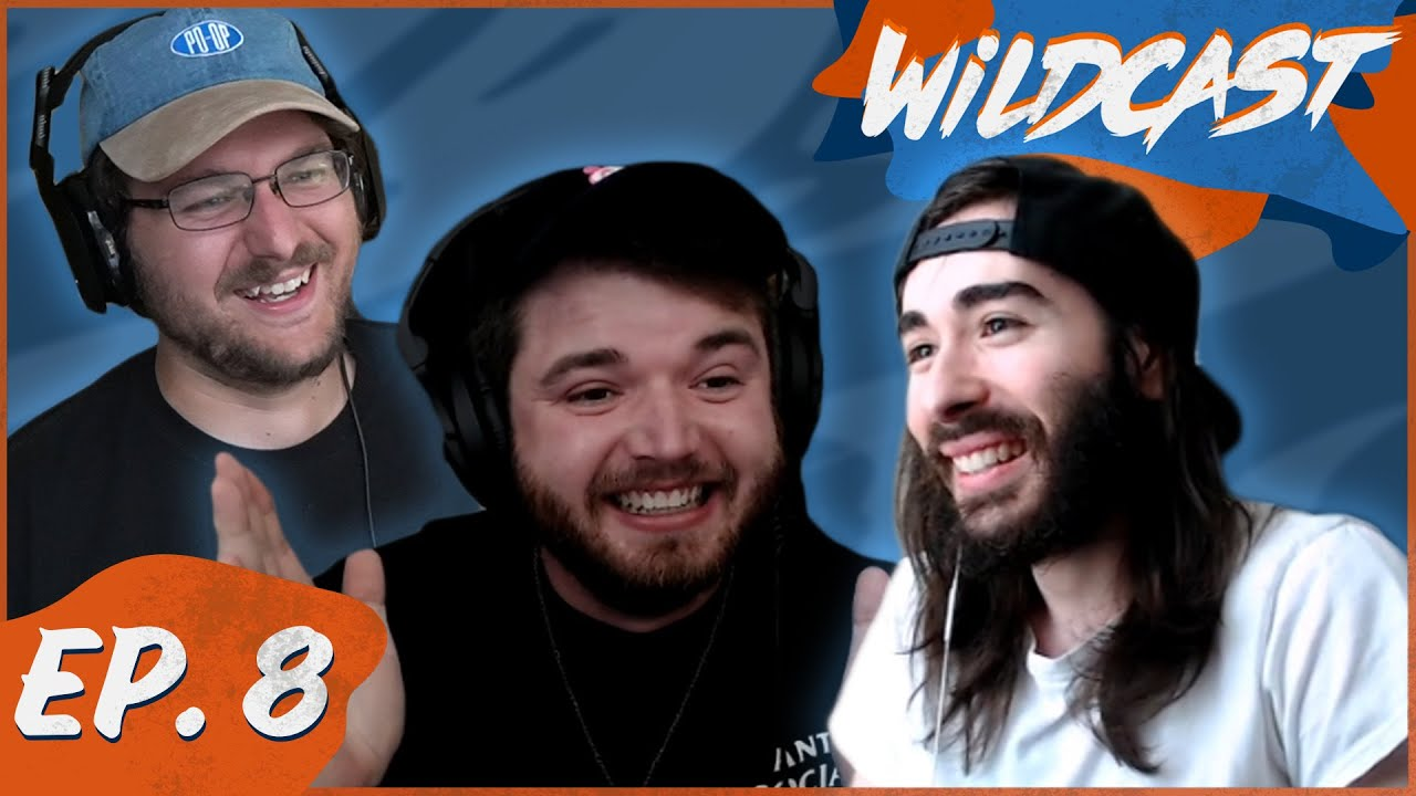 Moist Cr1TiKaL on sex toys, Karens, UFOs, and also YouTube and games and stuff... | WILDCAST Ep. 8