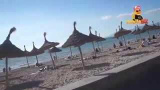 Sommer auf Mallorca im November