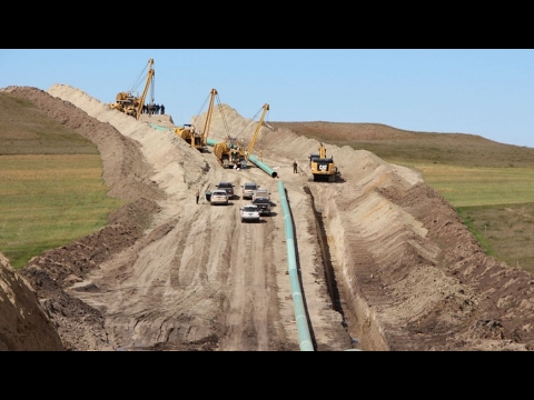Army Corps Called Out For UNLAWFUL DAPL Decision