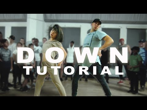 """DOWN"" - Fifth Harmony ft Gucci Mane Dance TUTORIAL 