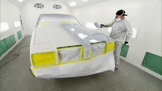 How To Paint A Lowrider