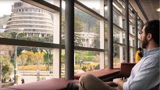 Student life at Victoria University of Wellington – a postgraduate perspective