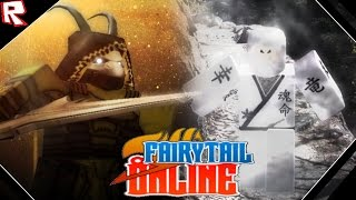 ROBLOX Fairy Tail Online: anwarrock933 VS TheMiner333
