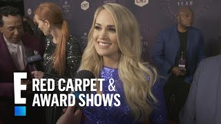 "Carrie Underwood: ""I'm Just Like Every Other Pregnant Lady"" 