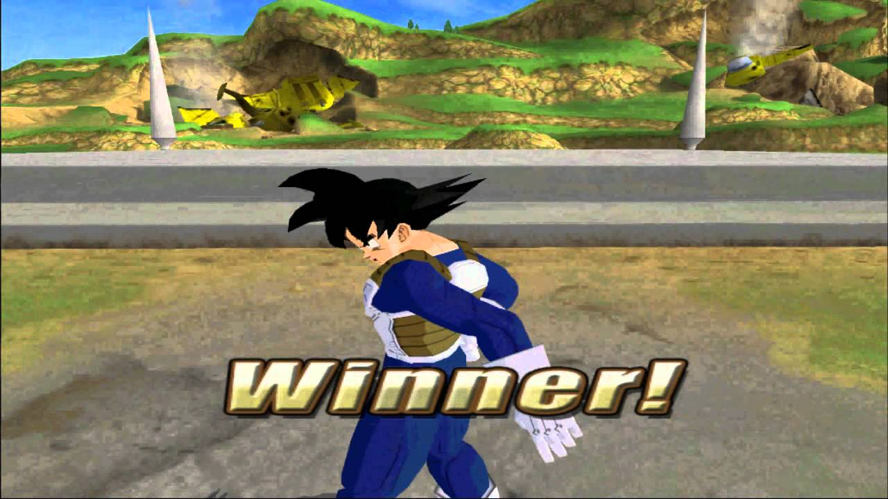 Dragon Ball Z Budokai Tenkaichi 3 Cell Games Gameplay Youtube