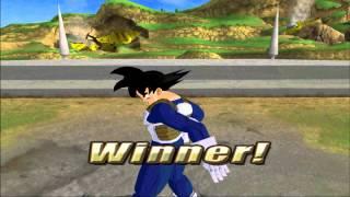 Dragon Ball Z Budokai Tenkaichi 3: Cell Games Gameplay