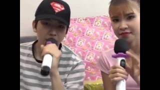 Nguoi Toi Yeu (Cover) - Khoi My Ft. Kelvin Khanh (Hat Live Len Facebook Live Stream) (25/04/2016)