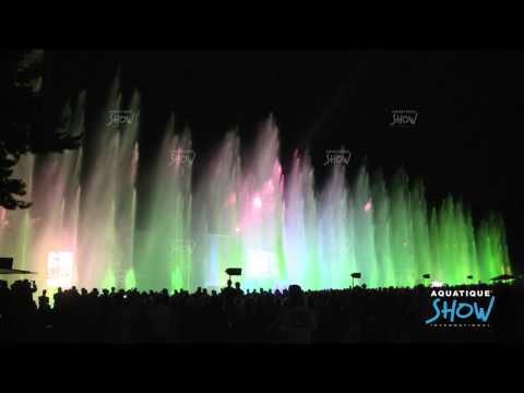 Autostadt 2013 Summer Water Show Aquatique Show International
