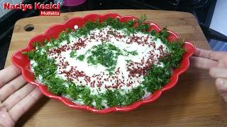 Serin Salata Tarifi - Naciye Kesici - Yemek Tarifleri