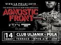 Agnostic Front- Old New York live in Pula,Croatia(14.08.2019.)