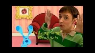 Watch Blues Clues So Long Song video