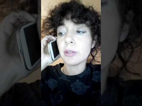 Al telefono con zia Imma sul Montepaschi, il Chianti e Passera che tira sassi alla finestra...