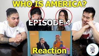 Who Is America? Episode 4 ft. Joe Arpaio | Reaction - Australian Asians