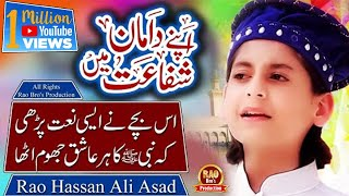 Rao Hassan Ali Asad - New Naat 2019 - Mere Sarkar Meri Baat - Official Video - Kidz Kalam 2019