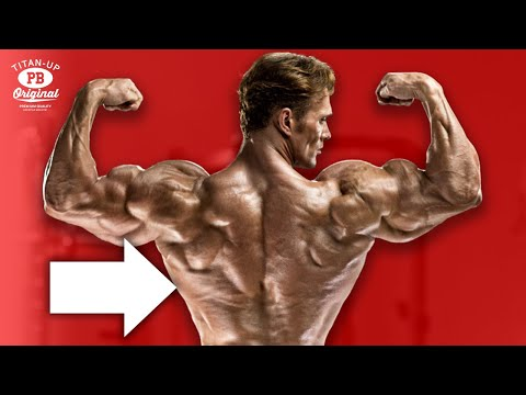 Advanced Exercise For Massive Back Strength And Size