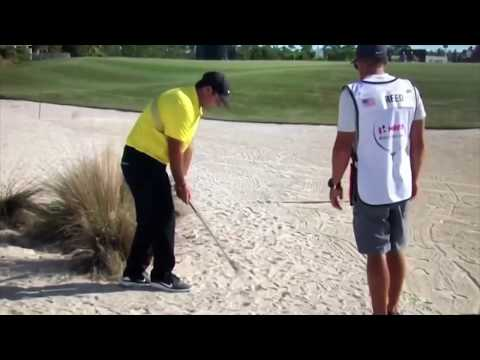 Patrick Reed Caught Cheating At Hero World Challenge