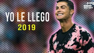 Cristiano Ronaldo - Yo Le Llego 🔲 J Balvin X Bad Bunny | 2019 HD
