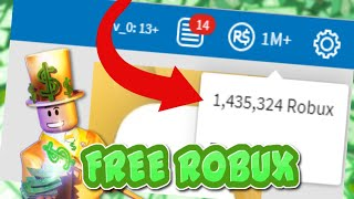 [ROBLOX] How to get unlimited robux! WORKING 2017!