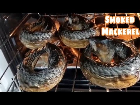 Oven Smoked Mackerel!