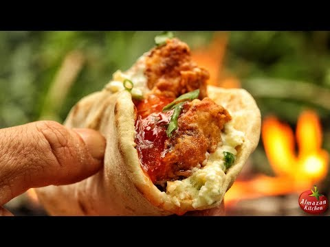SUPER TACOS! - EXTREMELY CRISPY CHICKEN!
