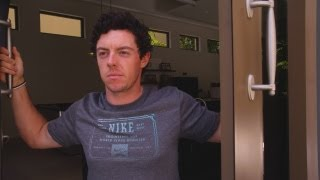 Exclusive look inside Rory McIlroy