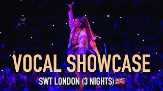 VOCAL SHOWCASE - Ariana Grande: Sweetener Tour London (Nights 1,2&3)
