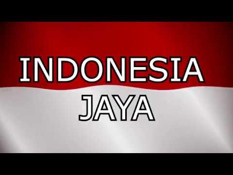KUNCI GITAR - INDONESIA JAYA !!! BIKIN MERINDING