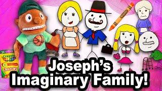 SML Movie: Joseph's Imaginary Family!
