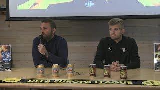 Ennakkopressi: KuPS - FC Vitebsk